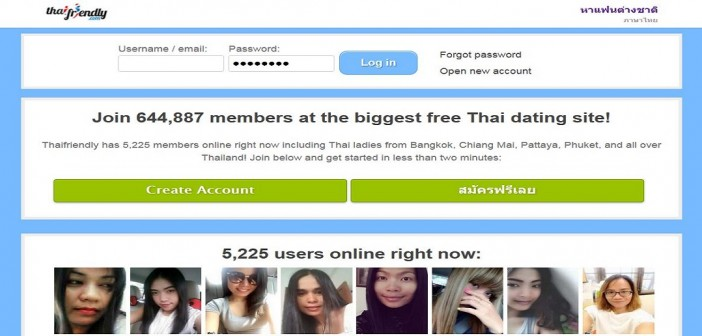 Thai Friendly dating