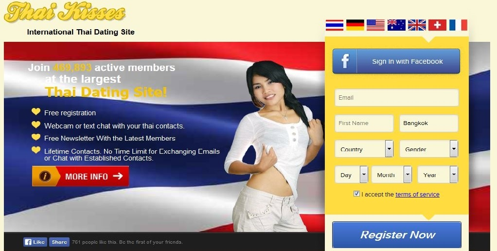 Thai dating website